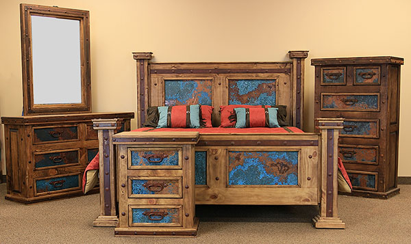 ... Bedding; Dressers; Night Stands. Waller Rustic Furniture ...