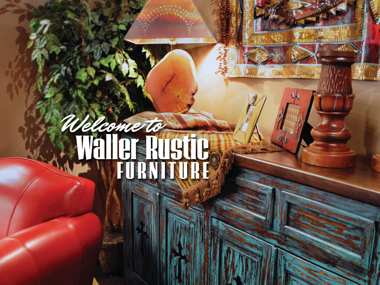 Waller Rustic Furniture | Your Premier Destination For Custom Rustic  Furniture And Accessories.